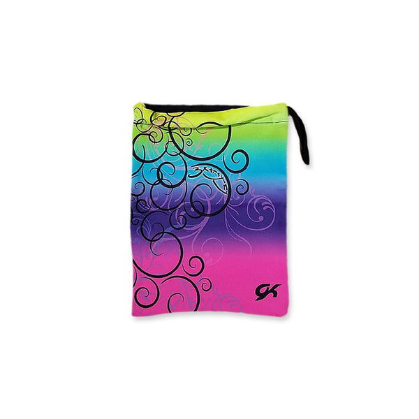 BRATAYLEY RAINBOW SMALL DRAWSTRING BAG