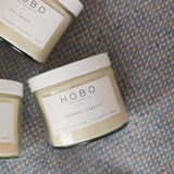 Hobo soy candle - Oakwood and Tobacco