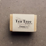 Timmy's Tea Tree and Turmeric Soap