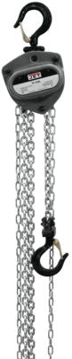 L-100-25-10, 1/4-Ton Hand Chain Hoist With 10' Lift