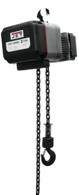 VOLT 3T VARIABLE-SPEED ELECTRIC HOIST  3PH 230V 25' LIFT