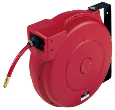 "PHR-50, 3/8"" x 50 Poly Air or Water Hose Reel"