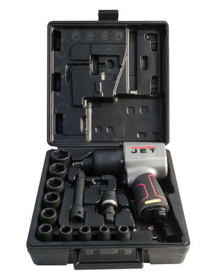 "JAT-104K, 1/2"" Impact Wrench Kit"