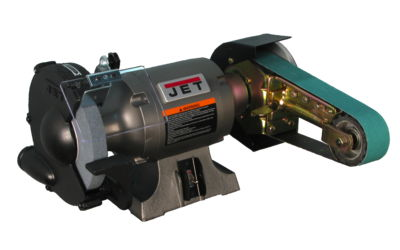 "JBGM-6  6"" Jet  Shop Grinder with Multitool Attachment"