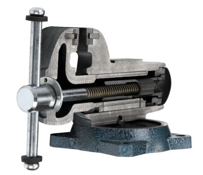 "1745, Tradesman Vise , 4-1/2"" Jaw Width, 4"" Jaw Opening, 3-1/4"" Throat Depth"