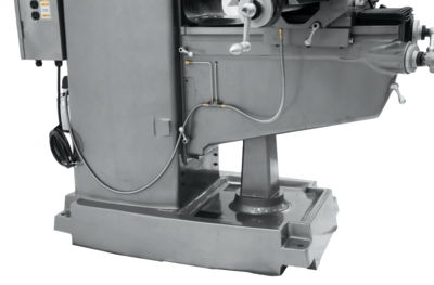 JTM-1050EVS2/230 Mill With 3-Axis Acu-Rite VUE DRO (Knee) With X, Y and Z-Axis Powerfeeds