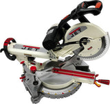 "12"" Sliding Dual Bevel Compound Miter Saw"