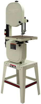 JWBS-14OS, Bandsaw with Open Stand