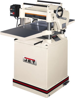 "JWP-15HH, 15"" Planer, Helical Head"