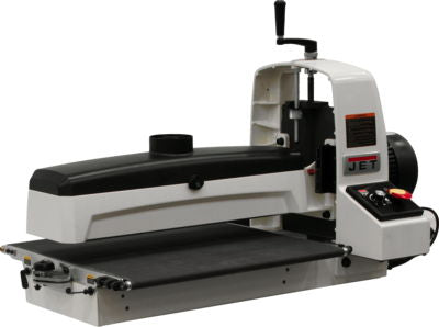 JWDS-2244 Drum Sander Benchtop Unit