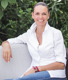 Ana Iza, founder of Ixteca