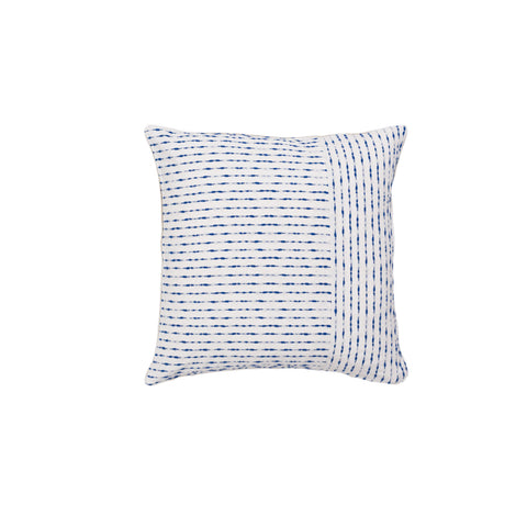 Ixteca LUA Cushion Royal Blue/White