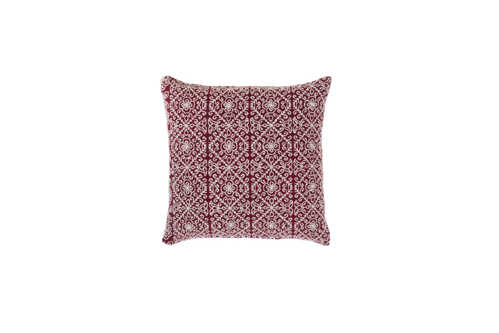 Ixteca NAH Cushion Red/Cream