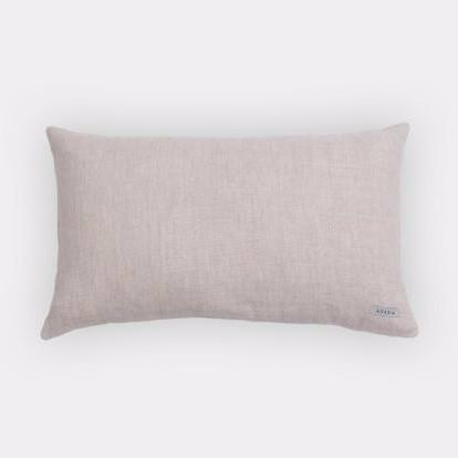 Ixteca JOV Cushion - royal blue/cream back-side