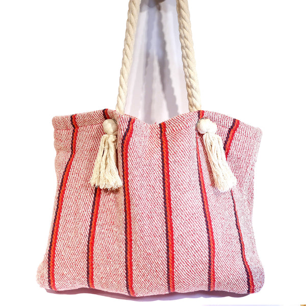 Jerga Shopper Bag Red
