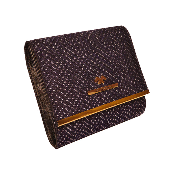 Handbag Flap Alicia Dark Blue