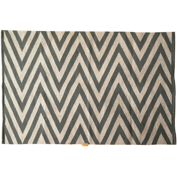 ZigZag rug natural grey 120x180cm