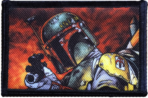 Custom Morale Patches by Redheaded T-Shirts