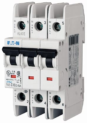 Circuit Breaker 40 Amp, 3-Pole #CB005