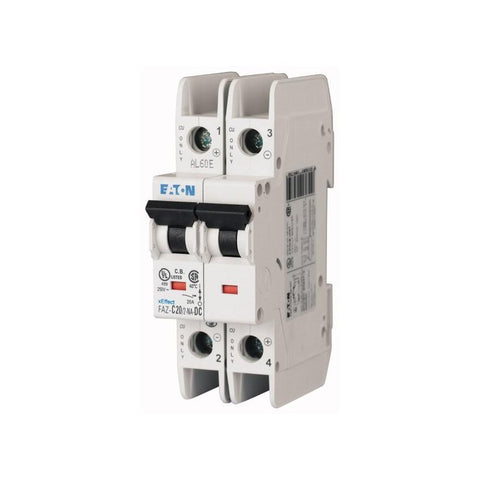 Circuit Breaker 2.0 Amp, 2-Pole #CB006