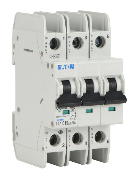 Circuit Breaker 15 Amp, 3-Pole #CB009
