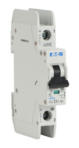 Circuit Breaker 1 Amp, 1-Pole #CB011