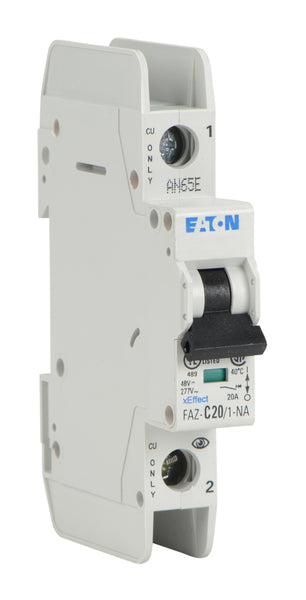 Circuit Breaker 20A, 1- pole #CB026