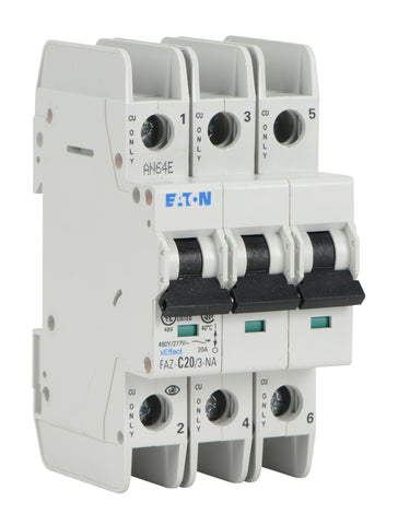 Circuit Breaker 20A,3-pole #CB027
