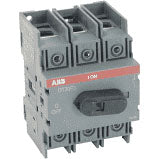 Disconnect Switch 30 Amp ABB, UL98 #DS016
