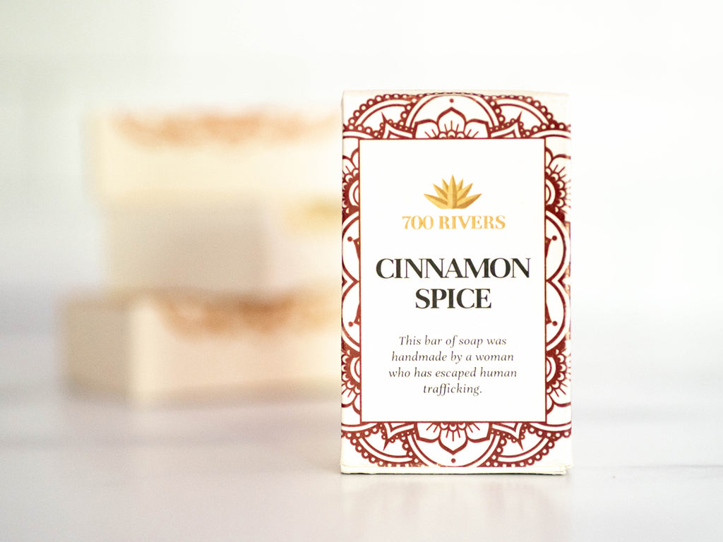 Cinnamon Spice Soap Bar