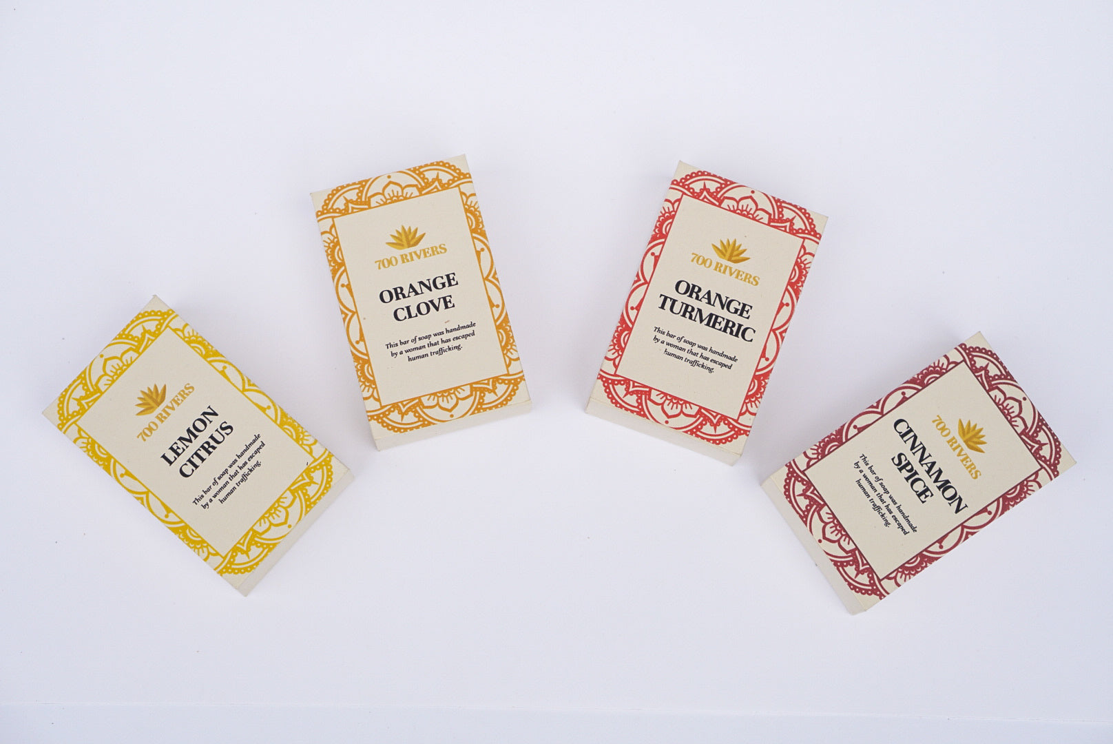 All-Natural Soap Set Bundle