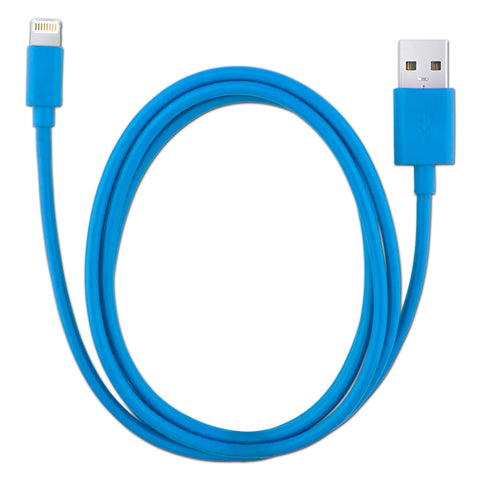 Naztech 4FT iPhone 5 Charge & Sync Cable - Blue