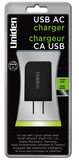 Uniden 1 Amp. USB AC Charger