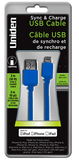 Uniden 10ft. Sync & Charge Lightning Cable