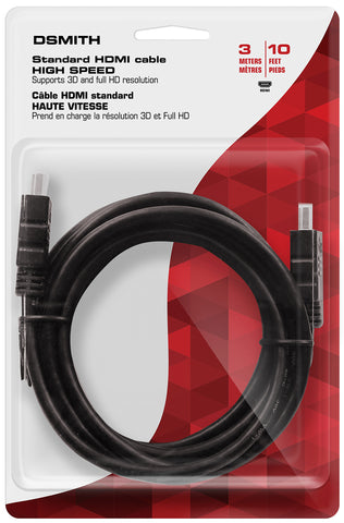 HDMI Cable 10ft