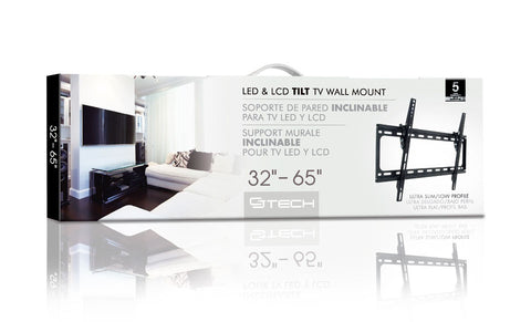 TV WALL MOUNTS/with tilt