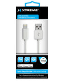 Xtreme 3FT Sync & Charge Lightning /USB Cable
