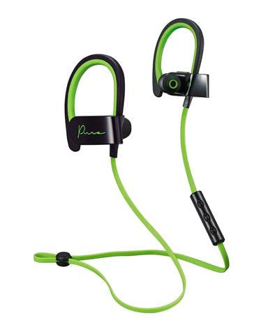 PURE Sport Bluetooth Earbuds.