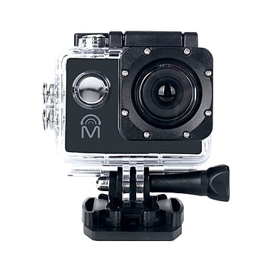 Amphibia 720p Waterproof Action Camera IPX8