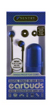 Sentry Stereo Earbud HO329/3.5mm W/Pill Case - 4 Assorted Colors