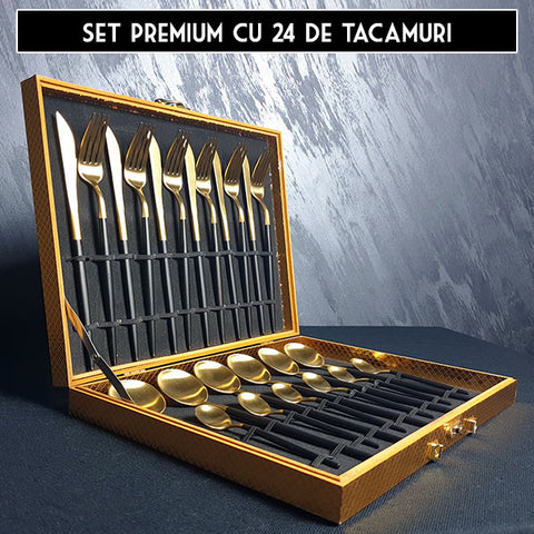 Set 24 Tacamuri Affluence