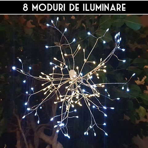 lampa artificii