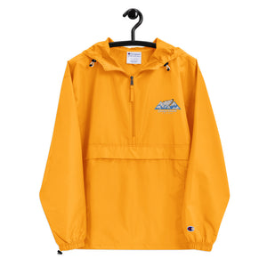 Compordach Mountain Range Rain Jacket