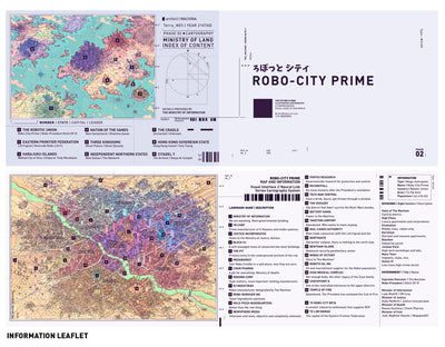 Cartography Poster Pack