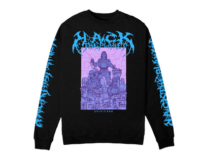 Hack_The_Planet / Crewneck