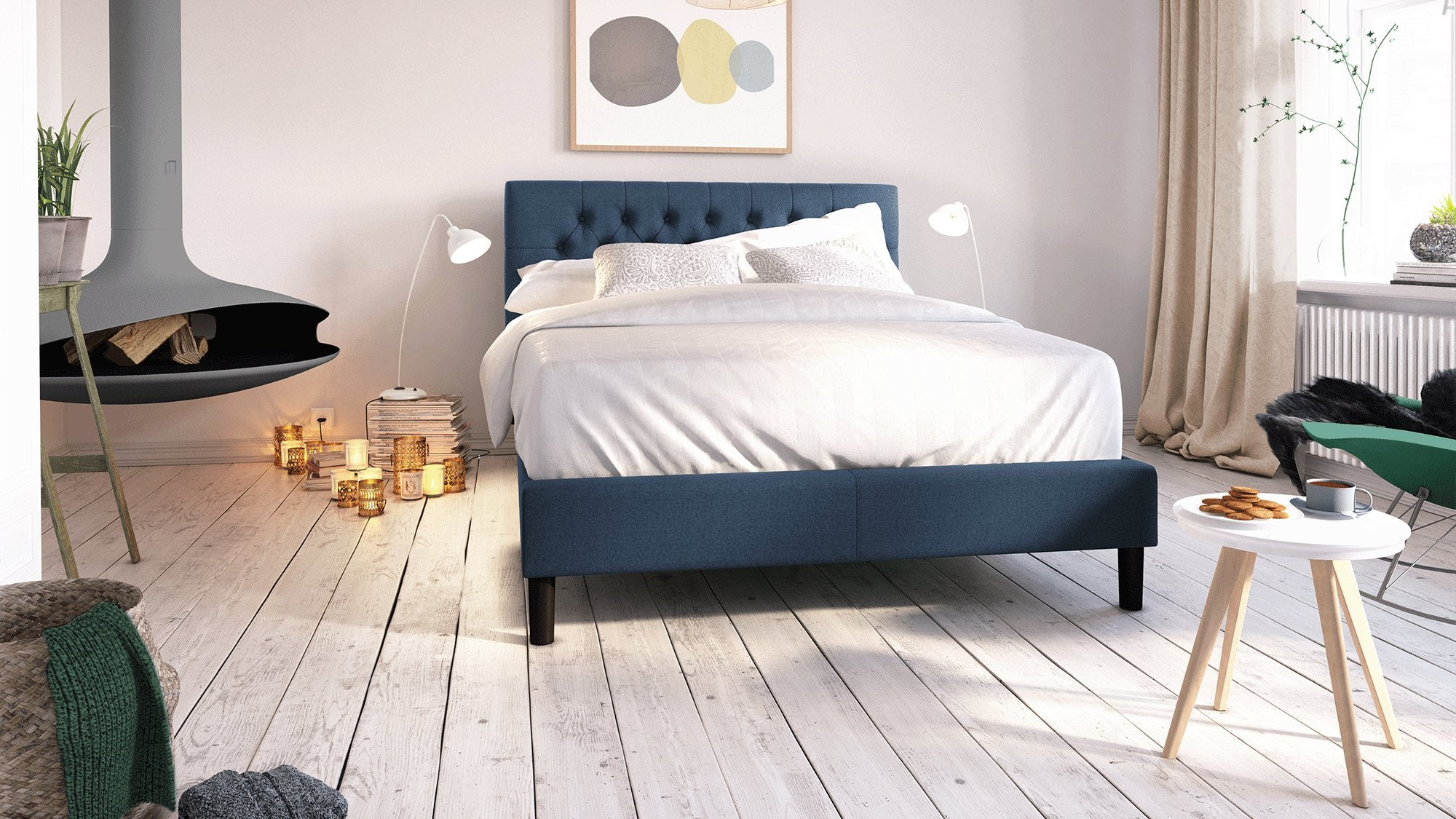 Picture of: Shop Platform Beds Zinus Zinus Inc