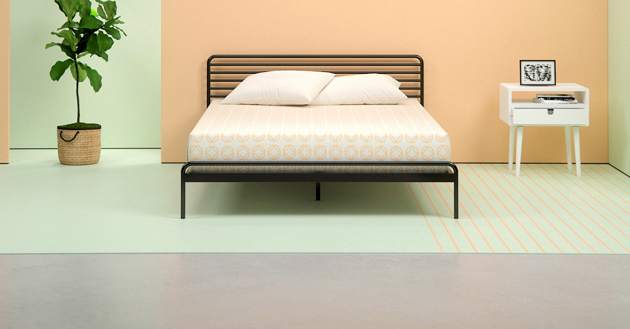 Features. Metal Sonnet Platform Bed   Zinus