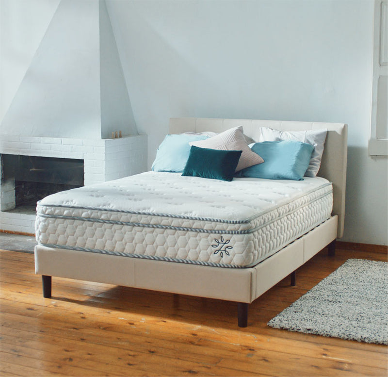 Mattresses Style and Ease Live in Wonder Zinus