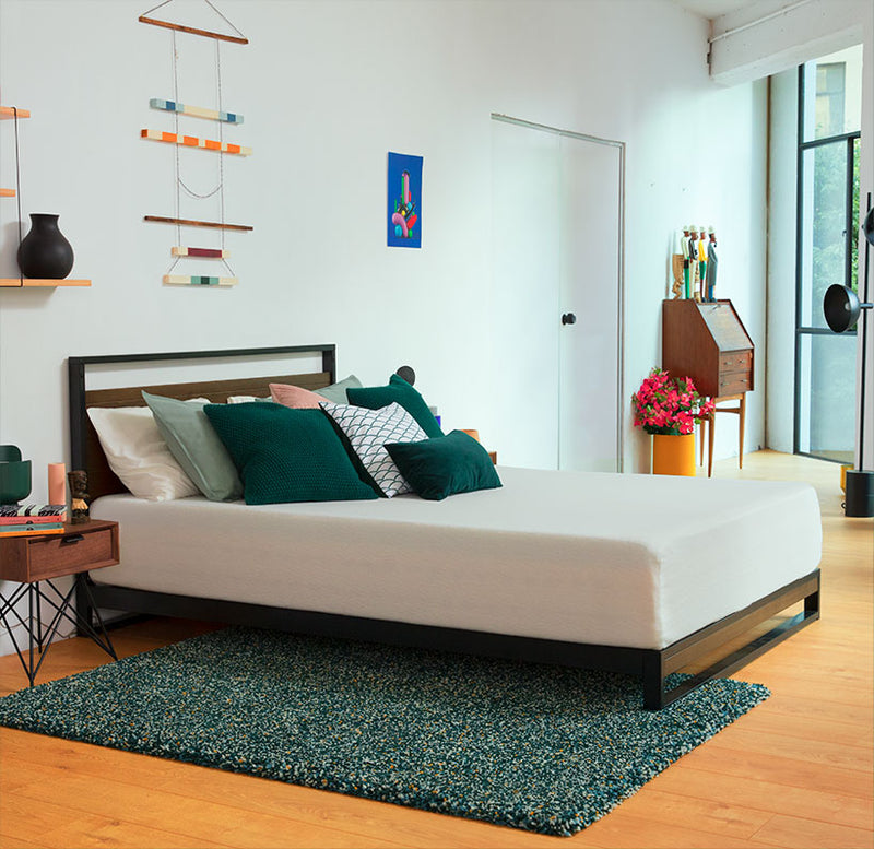 good ingredients ensure good dreams we infuse each mattress with natural