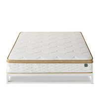 Deals on Zinus Bio-Fusion Spring Mattress 6-inch Twin